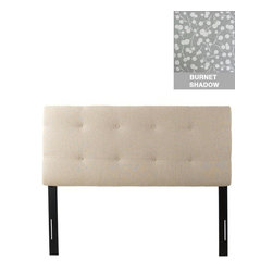 Home Decorators Collection - Custom Hadley Upholstered Headboard - Choose from a wide range of beautiful hand-sewn fabrics to customize our Hadley Upholstered Headboard, making it a personalized addition to your bedroom furniture arrangement. Whether for your master suite or a guest room, the simple design enhanced by deep button tufting is sure to add a look you'll love. Includes hardware to attach to most standard bed frames. Assembled to order in the USA and delivered in 4-6 weeks. Spot clean only.