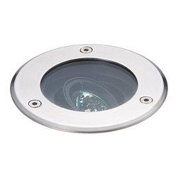 Eurofase Lighting - Eurofase Lighting 14754 12v Traditional / Classic Single Light Adjustable Lighti - Single Light Round Outdoor Path Light