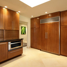 Traditional Kitchen Cabinetry by Crown Cabinets
