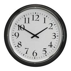 BRAVUR Wall clock - IKEA -