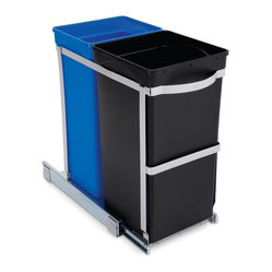 35 Litre Under Counter Pull-Out Recycler, Commercial Grade