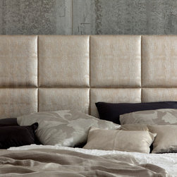 Oyster Headboard by Rossetto -
