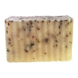 BOSSANOVA - WINTER PINE - AGED - 5.5 OZ SOAP - THIS SOAP IS AGED A MINIMUM OF 1 YEAR MAKING IT EXTRA MILD