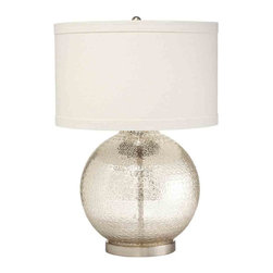 Kichler Lighting - Kichler Lighting 70870 Mercury Glass Table Lamp - 1, 150W Medium