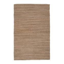 LR Resources - Natural Fiber Sonora 9'x12' Rectangle Sahara Area Rug - The Sonora area rug Collection offers an affordable assortment of Natural Fiber stylings. Sonora features a blend of natural Sahara color. Flat Weave of Jute the Sonora Collection is an intriguing compliment to any decor.