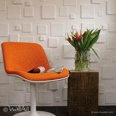 Modern Wallpaper by WallArt South Africa