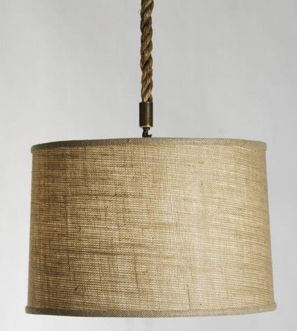 traditional lamp shades by Candelabra