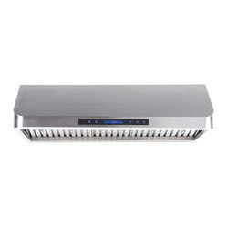 Under-Cabinet Range Hood w/ Remote Control - Mounting version - Under ...