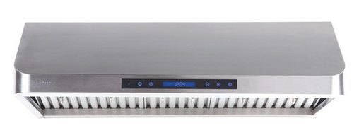 Cavaliere - Cavaliere-Euro AP238-PS13-30 30, Under-Cabinet Range Hood with Remote Control - Mounting Version - Under Cabinet.