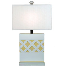 Transitional Table Lamps by Bungalow Belt