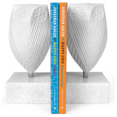 Eclectic Bookends by Jonathan Adler