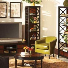 Traditional Bookcases by Arhaus