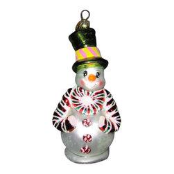 Radko - Radko Frosty Twist 900-067-0) Holiday Christmas Ornament R3 - Radko Frosty Twist 900-067-0) Holiday Christmas Ornament R3