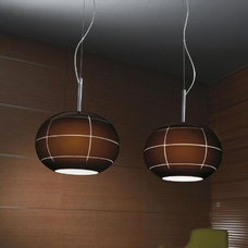 Modern Kitchen Lighting And Cabinet Lighting by Casa Di Luce