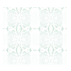 Fabric - 125-5 teal fabric.  Available in various fabrications for sale by the yard and swatch.
