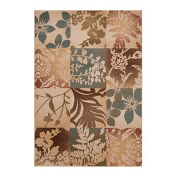 """Riley RLY5016 Rug - 2'3""""x3' - A cross between sophistication and a contemporary, chic look, Surya's Riley collection has a variety of area rugs for your casual or formal area. With cool, soothing colors hues these amazing rugs are an excellent piece to warm the ambiance."""