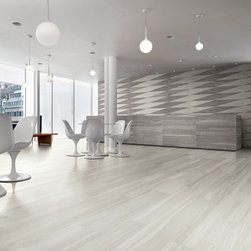 Light wood look floor tile - Signum is a rectified colored-body porcelain. Coem has created a cutting-edge contemporary wood-look using the latest inkjet technology.