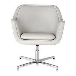 Herman Miller - Bumper™ Lounge Chair   Herman Miller - Design by Ward Bennett, 1964.