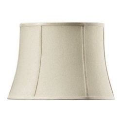 Home Decorators Collection - Home Decorators Collection Tapered Medium 16 in. Diameter Ivory Linen Drum Shade - Shop for Lighting & Fans at The Home Depot. Bring the calm style and gentle shape of our Tapered Drum Linen Lamp Shade into your home for a lasting look. The flowing lines and ribbed shape will add that touch of elegance you've been looking for. Order yours today.