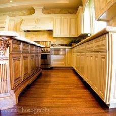 Mediterranean Kitchen by fremont cabinet & fixture co / P, Jackson const,