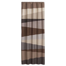 Modern Curtains by Crate&Barrel