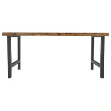 Industrial Desks And Hutches by Urban Wood Goods
