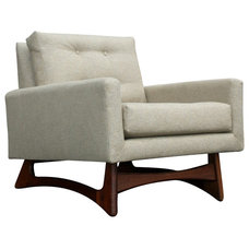 Eclectic Living Room Chairs by Second Shout Out