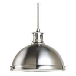 Sea Gull Lighting - Sea Gull Lighting 65086 Pratt Street Metal Two Light Pendant - The pendants of the Pratt Street collection have a style inspired by industrial lights. These large, sturdy lights are a handsome addition to any room.Features: