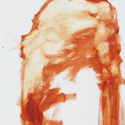"Available Work - ""The mast-head"", latex and acrylic paint on canvas, 30"" x 48"", 2013"