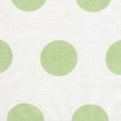 New Arrivals Inc. - New Arrivals Inc Fabric - Jumbo Dot in Apple - New Arrivals Inc Fabric - Jumbo Dot in Apple