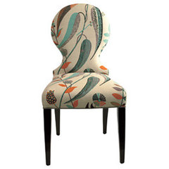 eclectic dining chairs and benches by The Dining Chair Company
