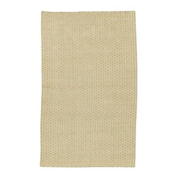 """Surya - Jute Woven JS-4 Rug in Natural with Woven Diamond Pattern (2' 6"""" x 4') - Choose size: 2 ft. 6 in. x 4 ft.. Hand woven. Made in India. Casual style. 100% Natural Jute"""