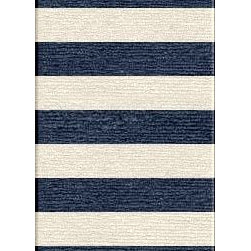 "Jaipur - Solid/Striped Pura Vida Hallway Runner 2'6""x8' Runner Deep Navy-Deep Navy Area R - The Pura Vida area rug Collection offers an affordable assortment of Solid/Striped stylings. Pura Vida features a blend of natural Deep Navy-Deep Navy color. Flat Weave of 100% Wool the Pura Vida Collection is an intriguing compliment to any decor."