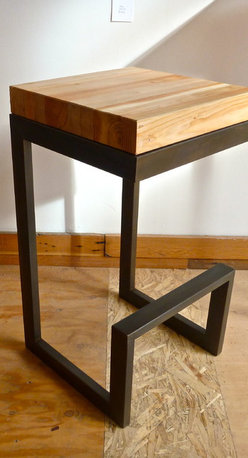 Counter Height Brstool (no back) -
