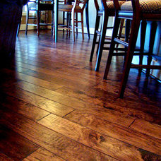 Hand Scraped & Engineered Texas Mesquite, Southern Pecan, Reclaimed Oak & Pine a