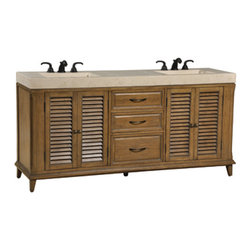 "Ambella Home Collection - Ambella Home Collection - Hampton Road 72"" Double Sink Chest -... - �For any questions please call 800-970-5889.Ambella Home Collection - Hampton Road 72"" Double Sink Chest - 02237-110-600  Features:Hampton Collection�Sink ChestSome Assembly Required��  Dimensions:�W72"" x D20"" x H36"""
