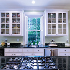 Kitchen Cabinets by Carpenter's Antiques and Restoration