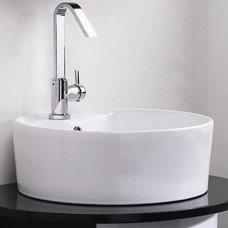 Contemporary Bathroom Sinks by Hudson Reed