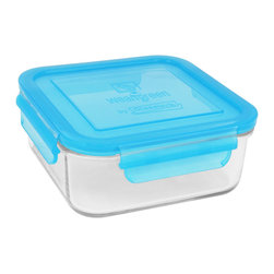 Wean Green - Wean Green Meal Cube, Blueberry - Want to send Thanksgiving dinner home with friends? Looking to pack a full meal to eat as a family while on the go? Need an easy way to freeze and reheat a meal to enjoy on a night when you just don't feel like cooking?