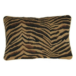 EuroLux Home - 16' X 24' Pillow Zebra Stripe Animal - Item #: CW-689