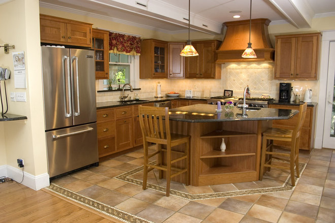 Contemporary Kitchen Cabinets by The Kitchen Loft