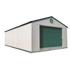 Buildings Available - Temloc 12'x24' Standard Steel Building