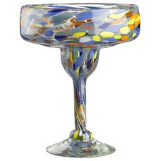Eclectic Wine Glasses by Crate&Barrel