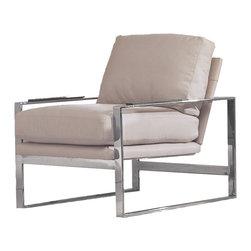 Vanguard Furniture - Vanguard Furniture Soho Grand Chair WL104-CH - Vanguard Furniture Soho Grand Chair WL104-CH