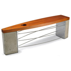 Industrial Benches by Peter Harrison
