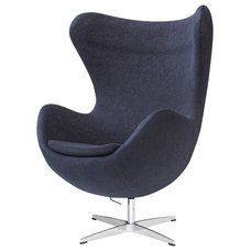 Modern Living Room Chairs by ModernContempo