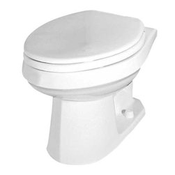 GERBER PLUMBING - Gerber Maxwell Bowl Elongated White - Features: