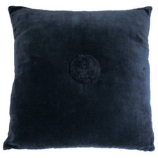 eclectic pillows by Castle and Things