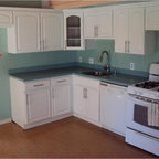 Ziemlich Honey Oak Kitchen Cabinets - Kitchen Cabinetry - other metro - by Cabinets To Go