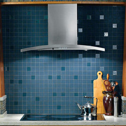 """GE Profile Series 30"""" Wall-Mount Hood - Features:"""
